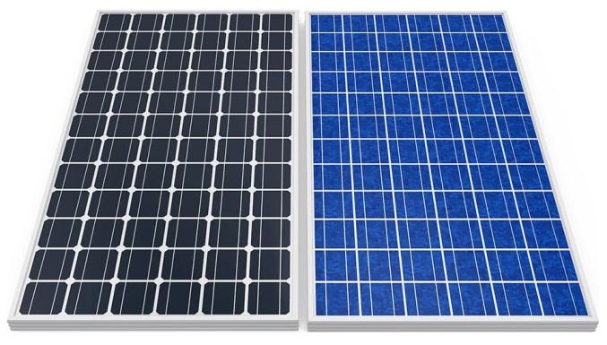 Panel monokrystaliczny, a polikrystaliczny